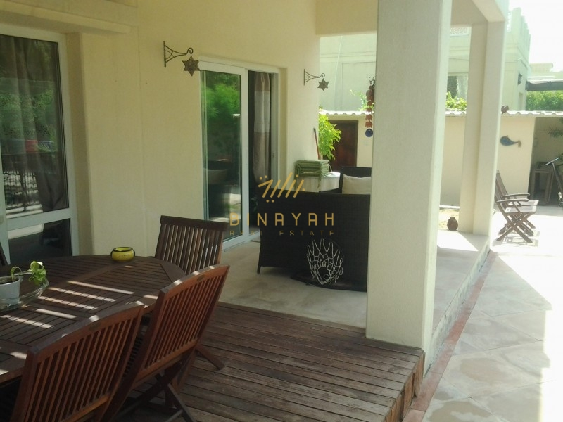 Upgraded 3 BR | with large Private pool