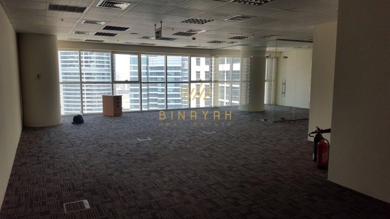 Fitted Office for Rent in Swiss Tower