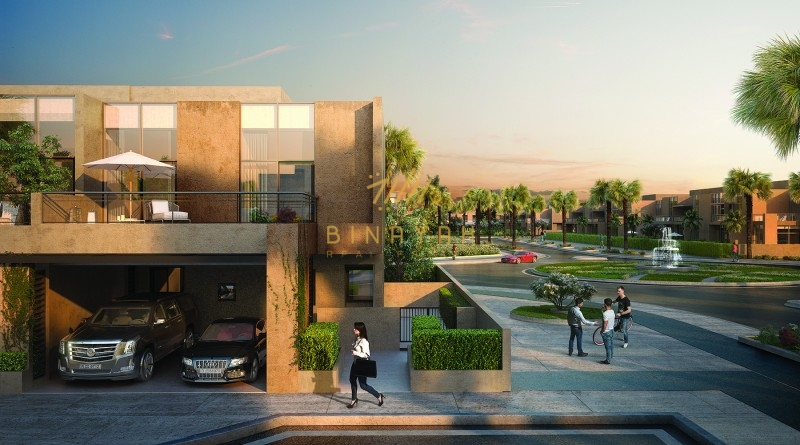 Cassia High-end limited townhouses with 10:90 post completion payment plan