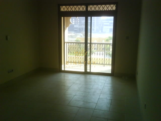 1BR apartment, Unfurnished, With Balcony
