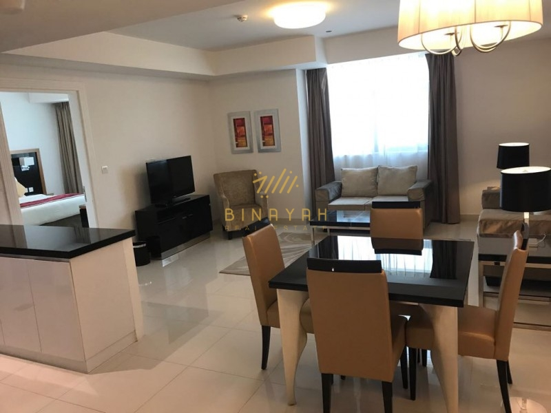 1 BR Apt| Fully furnished| easy payment