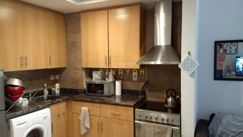 Fully Furnished Studio|Gold Crest View