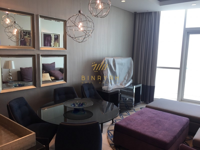 Spacious 2 BR| Fully Furnished | 140 K