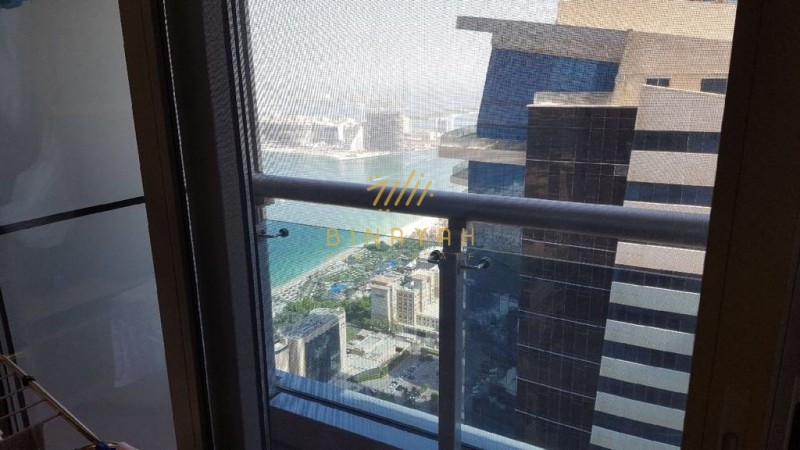 Spacious 2 BR  Sea View   Unfurnished  