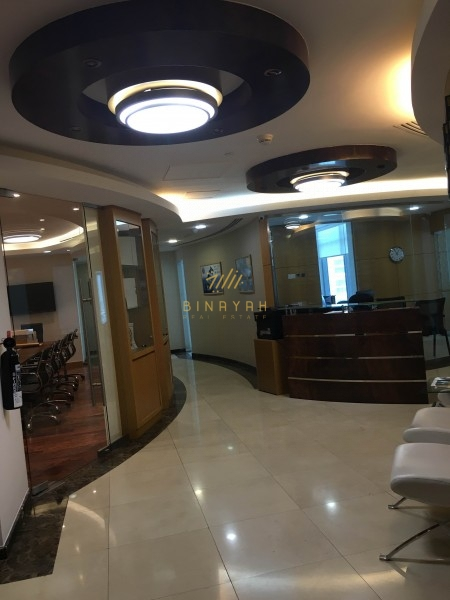Spacious Office space| Furnished| 400 K
