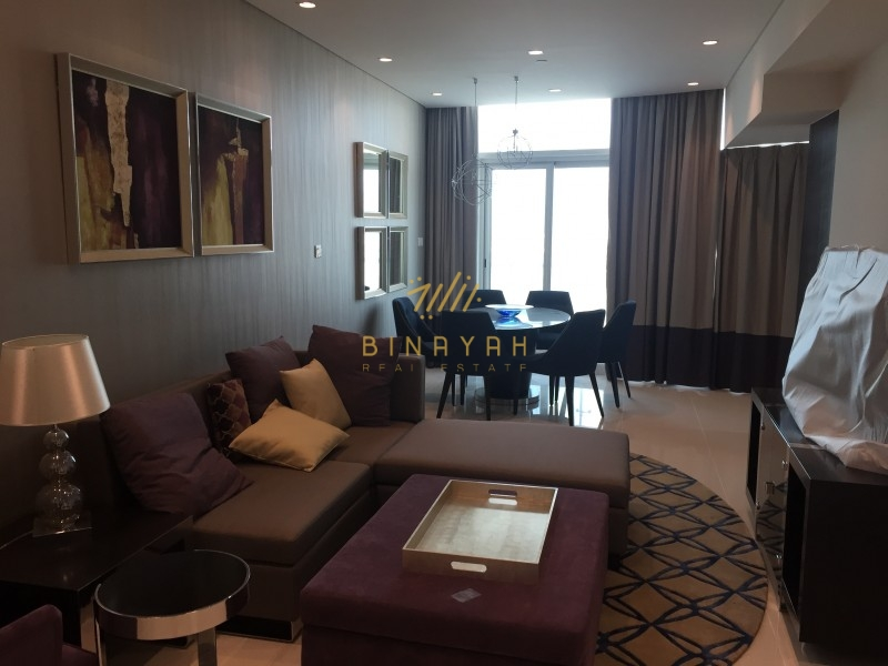 3 Bedroom Apt|Spacious fully furnished