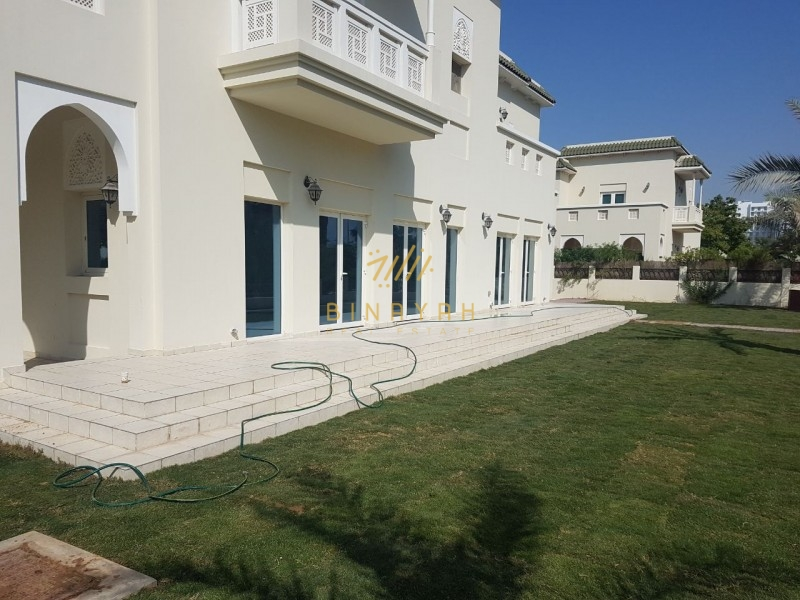 Spacious 6BR + Maid's in Quortaj , Al Furjan