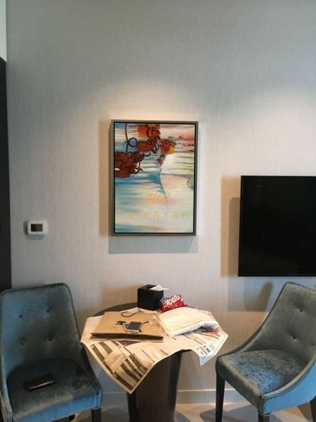 BR New Furnished Studio|Canal View |900K