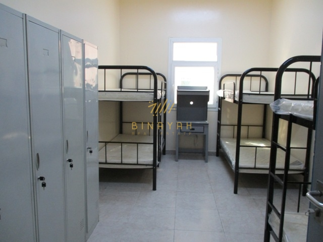 Fully Furnished Staff Accommodation In Sharjah