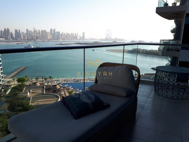 Spacious 1 BR Oceana Atlantic Beautiful VIew