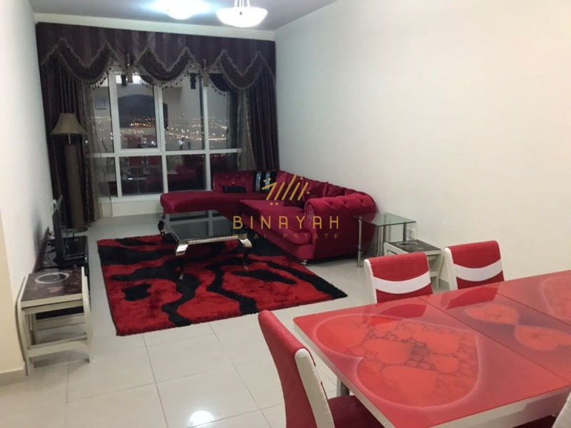 Spacious & Beautiful Fully Furnished 1BR In lake Point