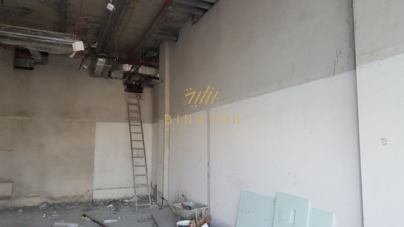 Shell and Core Retail | ready building