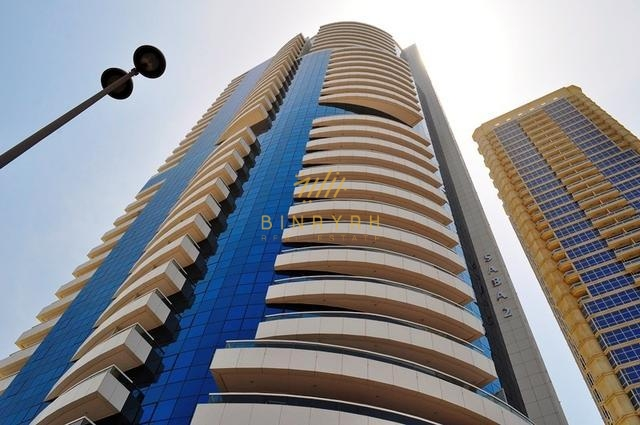 Luxurious & Vacant 2 Bed in Saba Tower 3