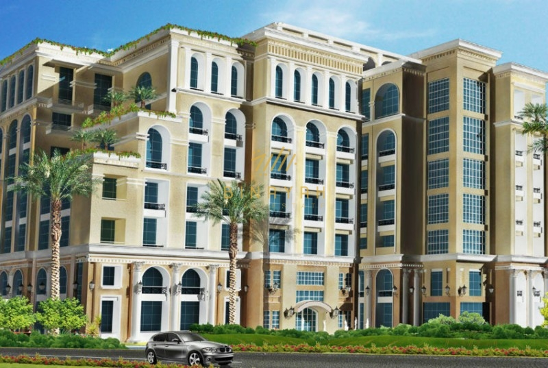 Aryene Greens | Spacious 1 Bedroom | 70 % Completed