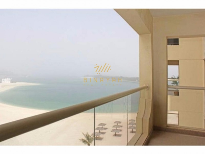 Full Sea View |1 BR |Furnished | Al Das