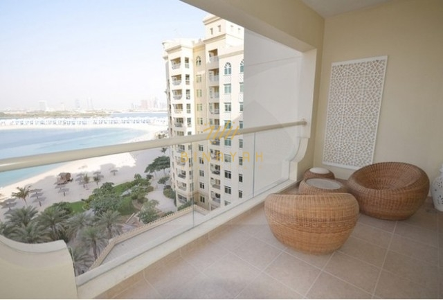 Sea View | Chiller Free |Fully Furnished