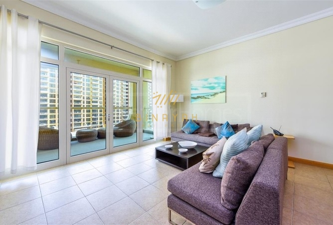 Beach Access | Furnished 3  BR | Pool View