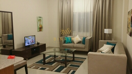 Luxury Fully Furnished 1 BR Suburbia