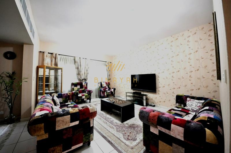 Type 2M  Fully Furnished 3BR  Springs 5