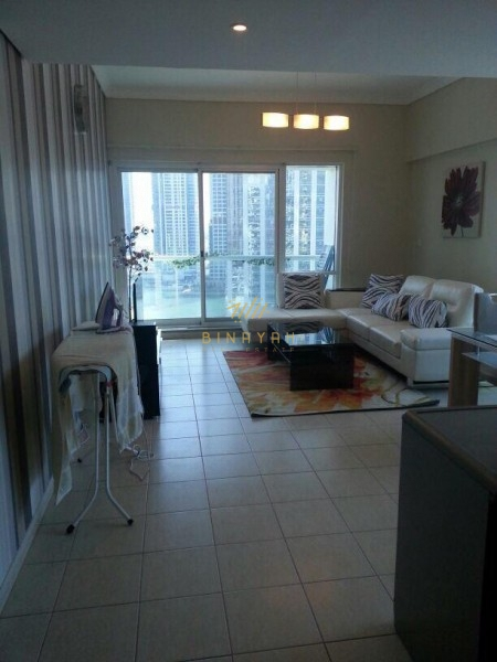 Best Deal ! Fully Furnished 1 Bed Room In Lake Terrace