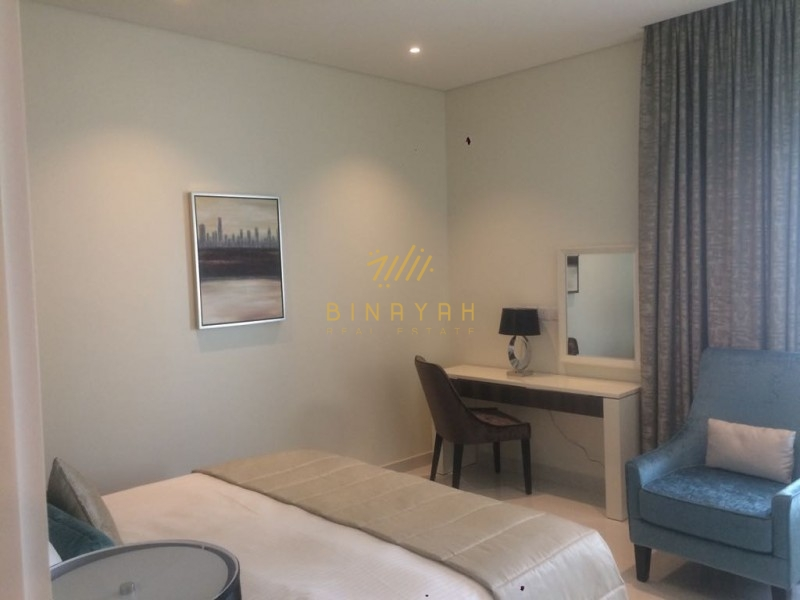 1BR Fully Furnished |Full Canal View