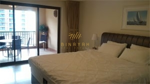 Fully Furnished|Partial Sea|Big Terrace
