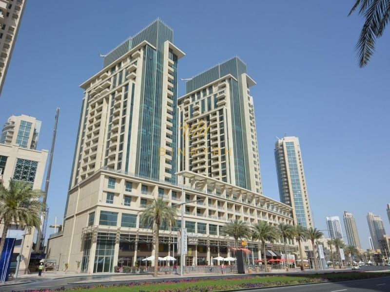 1 BR with Burj Khalifah View for Rent