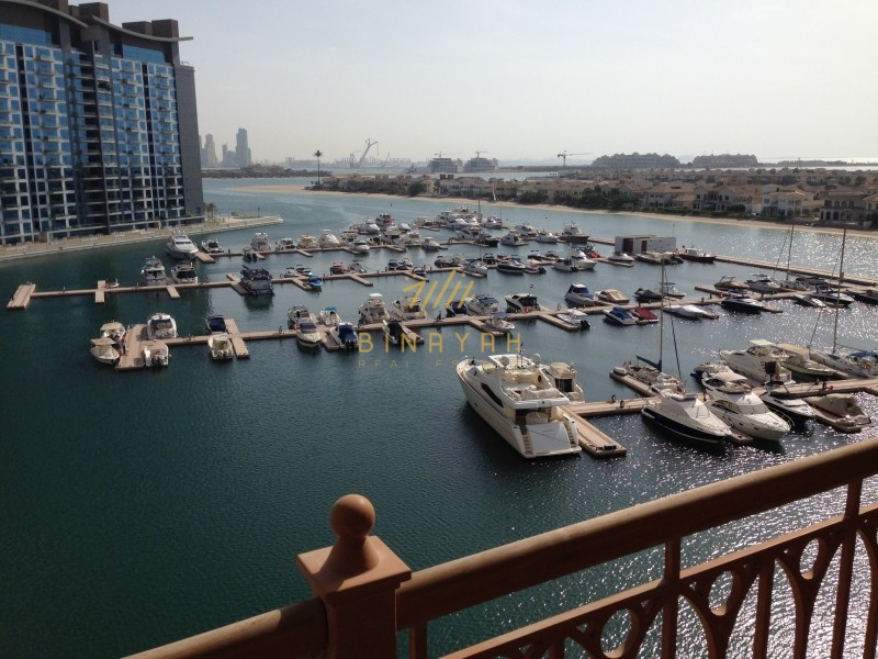 Sea View | Unfurnished | Well Maintained