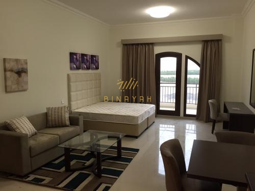 Furnished Studio| Garden View | AED 670K