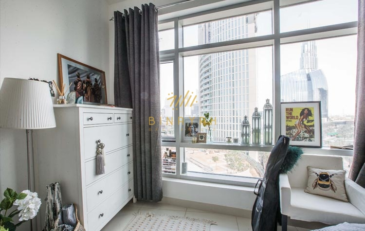 Amazing 2 BR with Burj And Blvd Views