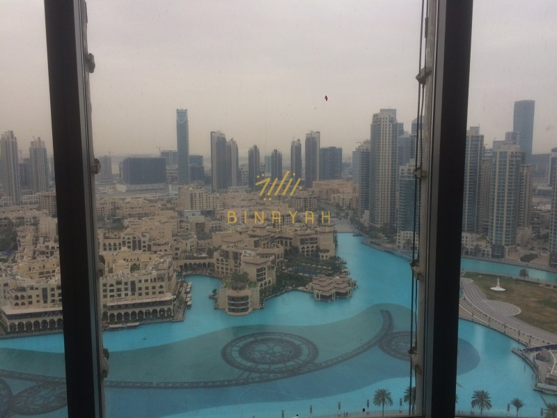 1BR with Fountain view  Fully Furnished