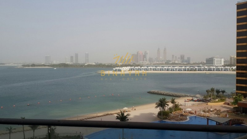 1 BR  BHK | High Floor |  Full Sea View