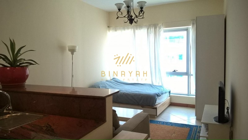 Furnished Studio | Marina View | for 54K