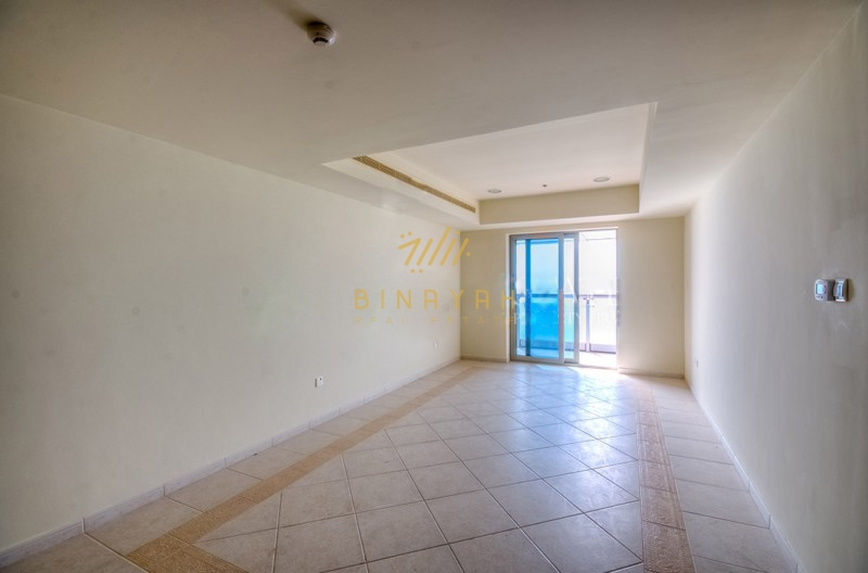 Full Sea View | 1 BR  | Princess Tower