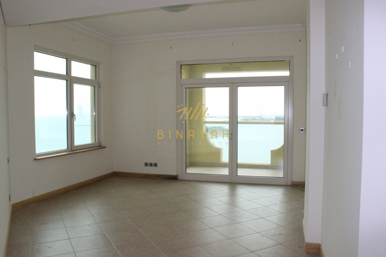 F Type  High Floor Unfurnished  Sea View