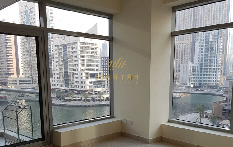 1 BHK - Marina View - Chiller Free - 100K