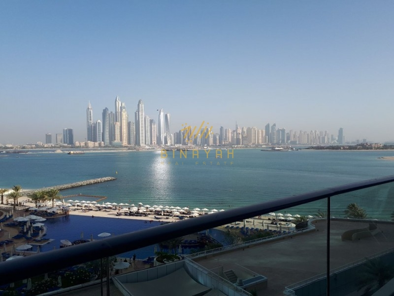 Marina and Community  View|1BR|High Floor|
