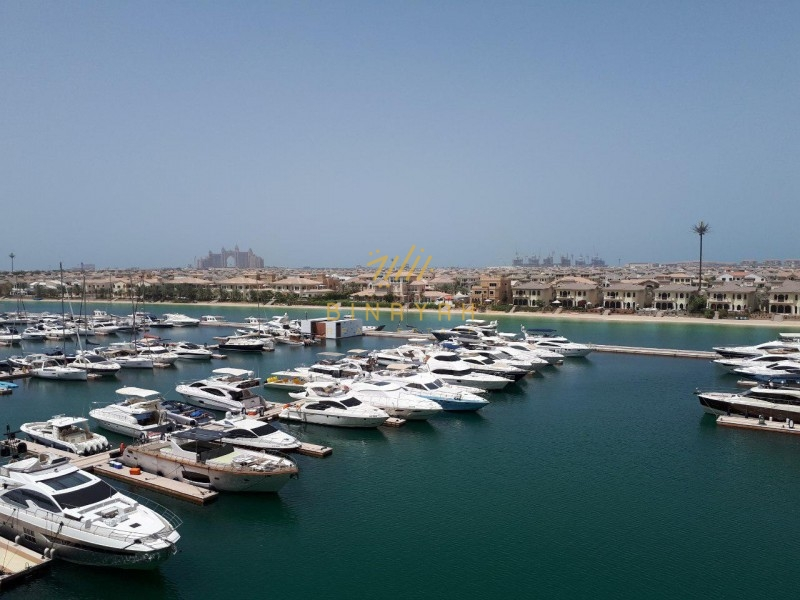 3 BR | Full Sea and Marina View|Tiara