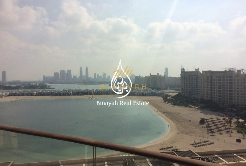 2 BR | High Floor | Sea view | Vacant