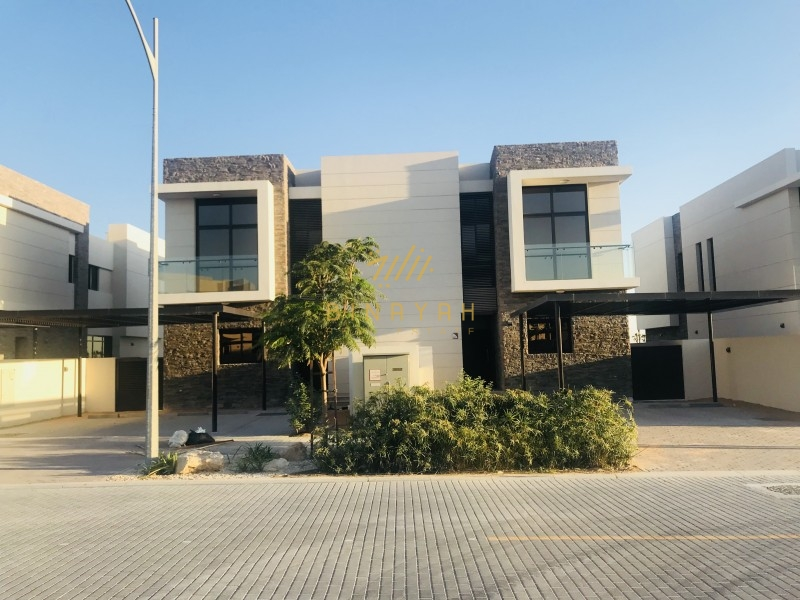 Best Deal! 3BR Villa Vacant- Akoya Damac