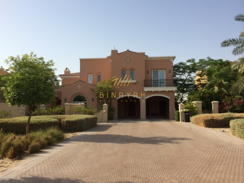 Full Golf Course 5 BR Type 17 Vacant