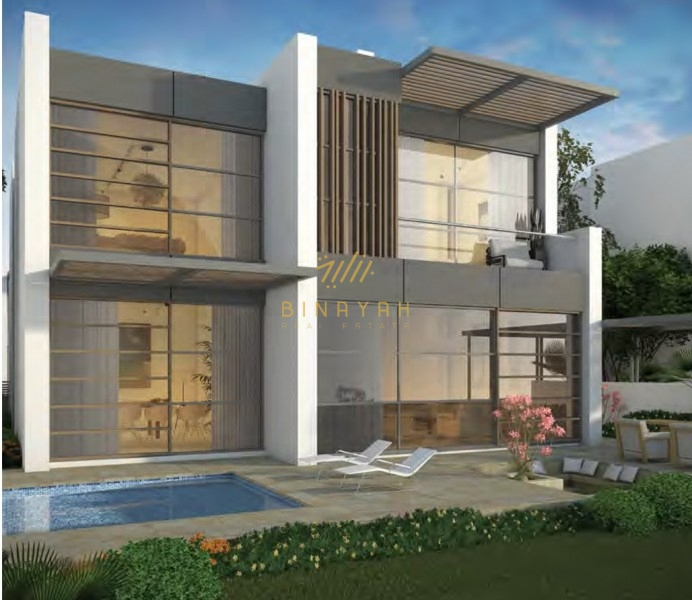 Luxury villas!! Type V-3 in Akoya Oxygen
