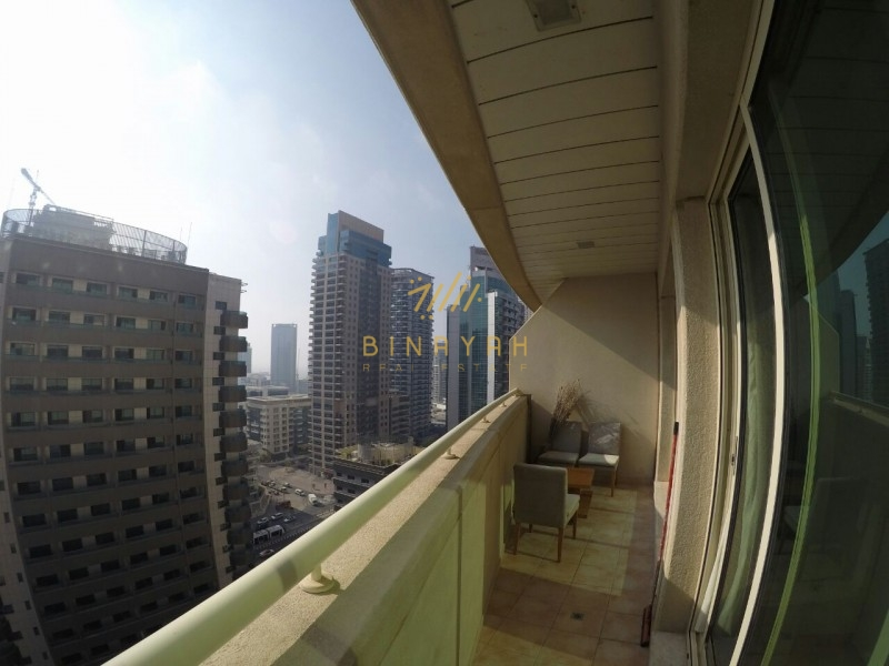 1BR Fully Furnished- Dreams Dubai Marina