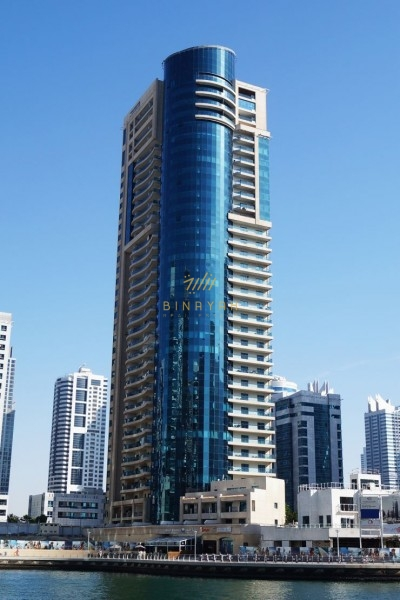 Vacant | 2BR | Unfurnished | Marina view