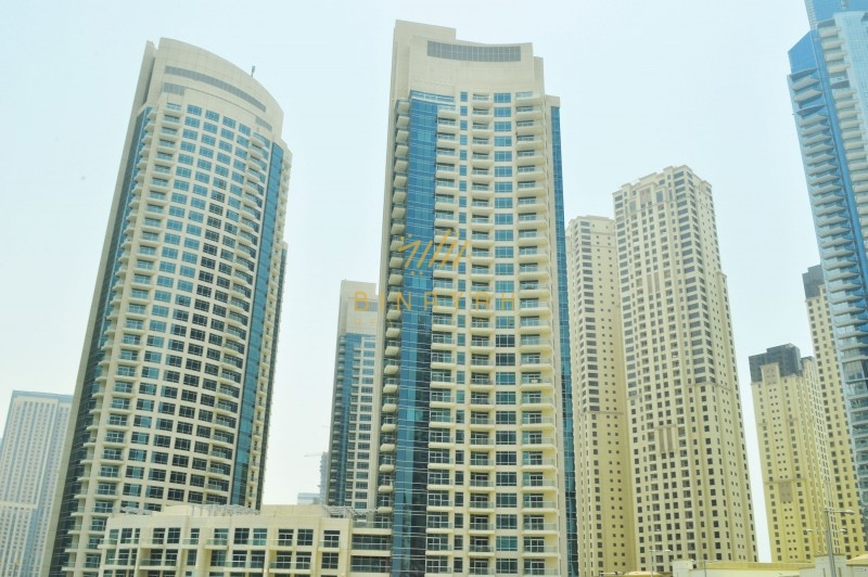 1 BR | Unfurnished | Rented | Sea View