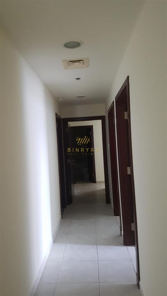 3 BR | Vacant | Full Sea View | 130k-yr