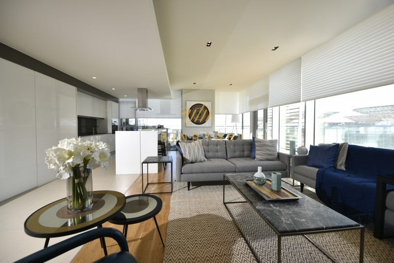 1BR | 5Yrs Post Handover | 4% DLD Waiver|Ready to Move in