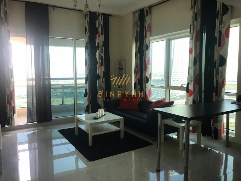 Furnished 1BR | RBC Tower Business Bay