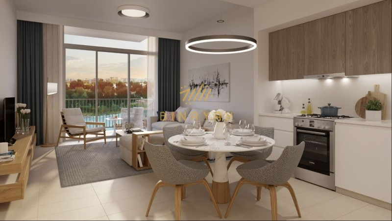 Park Ridge high class living apartments|Emaar
