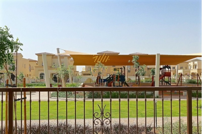5 Bed|Arabian ranches|7year payment plan